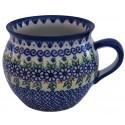 Polish Pottery Vena JOANN 16-oz Bubble Stoneware Mug | UNIKAT